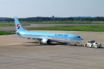 yabyanさんが、秋田空港で撮影した大韓航空 737-9B5の航空フォト(飛行機 写真・画像)
