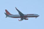 kuro2059さんが、中部国際空港で撮影したチェジュ航空 737-8JPの航空フォト(飛行機 写真・画像)