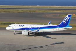 わんだーさんが、中部国際空港で撮影した全日空 A320-271Nの航空フォト(飛行機 写真・画像)