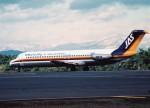 kumagorouさんが、仙台空港で撮影した日本エアシステム DC-9-41の航空フォト(飛行機 写真・画像)