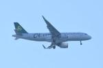 kuro2059さんが、中部国際空港で撮影した春秋航空 A320-251Nの航空フォト(飛行機 写真・画像)