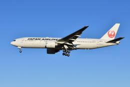saoya_saodakeさんが、成田国際空港で撮影した日本航空 777-246/ERの航空フォト(飛行機 写真・画像)