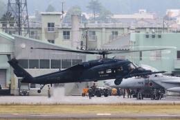 イソロクガトブさんが、小松空港で撮影した航空自衛隊 UH-60Jの航空フォト(飛行機 写真・画像)