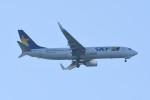 kuro2059さんが、中部国際空港で撮影したスカイマーク 737-8ALの航空フォト(飛行機 写真・画像)