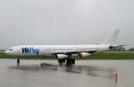 shibu03さんが、静岡空港で撮影したハイフライ航空 A340-313Xの航空フォト(飛行機 写真・画像)