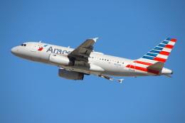 masa707さんが、ロサンゼルス国際空港で撮影したアメリカン航空 A319-132の航空フォト(飛行機 写真・画像)