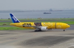 tasho0525さんが、羽田空港で撮影した全日空 777-281/ERの航空フォト(飛行機 写真・画像)