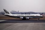 なごやんさんが、名古屋飛行場で撮影したエバーグリーン航空 747-273Cの航空フォト(飛行機 写真・画像)