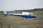 kumagorouさんが、福島空港で撮影した東邦航空 AS350B Ecureuilの航空フォト(飛行機 写真・画像)