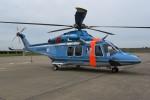 kumagorouさんが、福島空港で撮影した福島県警察 AW139の航空フォト(飛行機 写真・画像)