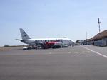 こずぃろうさんが、アジスチプト国際空港で撮影したバタビア航空 737-2M8/Advの航空フォト(写真)