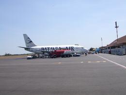 こずぃろうさんが、アジスチプト国際空港で撮影したバタビア航空 737-2M8/Advの航空フォト(飛行機 写真・画像)