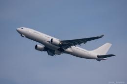 ぱん_くまさんが、羽田空港で撮影したホンコン・ジェット A330-202の航空フォト(飛行機 写真・画像)