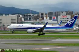 JL6DXRさんが、福岡空港で撮影した全日空 767-381/ERの航空フォト(飛行機 写真・画像)