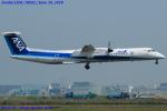 Chofu Spotter Ariaさんが、仙台空港で撮影したANAウイングス DHC-8-402Q Dash 8の航空フォト(飛行機 写真・画像)