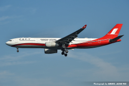 kina309さんが、羽田空港で撮影した上海航空 A330-343Xの航空フォト(飛行機 写真・画像)