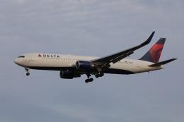 OS52さんが、成田国際空港で撮影したデルタ航空 767-332/ERの航空フォト(飛行機 写真・画像)