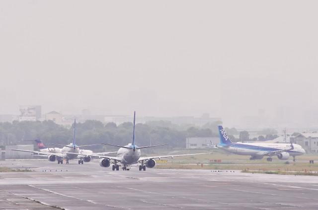 mild lifeさんが、伊丹空港で撮影した全日空 737-881の航空フォト(飛行機 写真・画像)