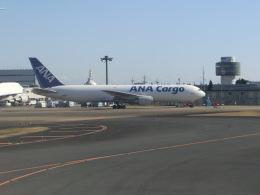 ヒロリンさんが、成田国際空港で撮影した全日空 767-381Fの航空フォト(飛行機 写真・画像)