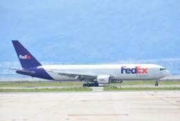 M.Tさんが、関西国際空港で撮影したフェデックス・エクスプレス 767-3S2F/ERの航空フォト(飛行機 写真・画像)