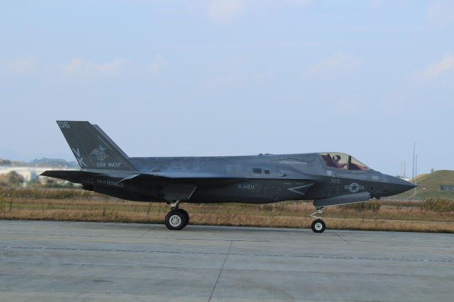 M.K.さんが、築城基地で撮影したアメリカ海兵隊 F-35B Lightning IIの航空フォト(飛行機 写真・画像)