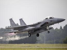 いっち〜@RJFMさんが、新田原基地で撮影した航空自衛隊 F-15DJ Eagleの航空フォト(飛行機 写真・画像)