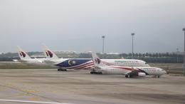 誘喜さんが、クアラルンプール国際空港で撮影したマレーシア航空 A350-941の航空フォト(飛行機 写真・画像)