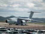 ヒコーキグモさんが、岡山空港で撮影した航空自衛隊 C-2の航空フォト(飛行機 写真・画像)