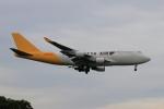 Shin-chaさんが、横田基地で撮影したカリッタ エア 747-4H6M(BCF)の航空フォト(飛行機 写真・画像)