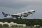 アイスコーヒーさんが、成田国際空港で撮影した中国南方航空 777-21B/ERの航空フォト(飛行機 写真・画像)