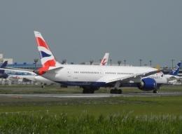 ぶるーすかいさんが、成田国際空港で撮影したブリティッシュ・エアウェイズ 787-9の航空フォト(飛行機 写真・画像)