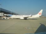ぶるーすかいさんが、関西国際空港で撮影したJALエクスプレス 737-846の航空フォト(飛行機 写真・画像)
