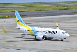 のぶさん。さんが、中部国際空港で撮影したAIR DO 737-781の航空フォト(飛行機 写真・画像)