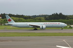 アイスコーヒーさんが、成田国際空港で撮影したエア・カナダ 777-333/ERの航空フォト(写真)
