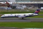 あしゅーさんが、福岡空港で撮影したアイベックスエアラインズ CL-600-2C10 Regional Jet CRJ-702ERの航空フォト(飛行機 写真・画像)