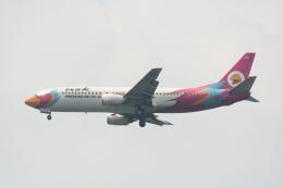航空フォト:HS-DDN ノックエア 737-400