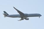 kuro2059さんが、中部国際空港で撮影したキャセイパシフィック航空 A350-1041の航空フォト(飛行機 写真・画像)