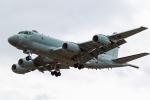 ファントム無礼さんが、厚木飛行場で撮影した海上自衛隊 P-1の航空フォト(飛行機 写真・画像)