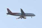 kuro2059さんが、中部国際空港で撮影した深圳航空 A320-214の航空フォト(飛行機 写真・画像)