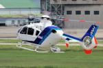 yabyanさんが、名古屋飛行場で撮影したオールニッポンヘリコプター EC135T2の航空フォト(飛行機 写真・画像)