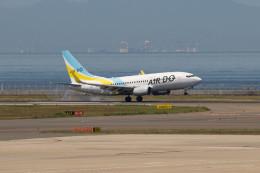 Koenig117さんが、中部国際空港で撮影したAIR DO 737-781の航空フォト(飛行機 写真・画像)