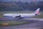 ちゃぽんさんが、成田国際空港で撮影したチャイナエアライン A330-302の航空フォト(飛行機 写真・画像)