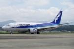 MOR1(新アカウント)さんが、福岡空港で撮影したエアーニッポン 737-54Kの航空フォト(飛行機 写真・画像)