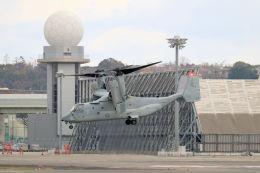 JQ3QYLさんが、伊丹空港で撮影したアメリカ海兵隊 MV-22Bの航空フォト(飛行機 写真・画像)