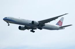 採れたてほしいもさんが、仁川国際空港で撮影したチャイナエアライン 777-309/ERの航空フォト(飛行機 写真・画像)