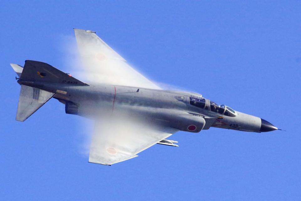 AWACSさんの航空自衛隊 Mitsubishi F-4EJ Kai Phantom II (17-8439) 航空フォト