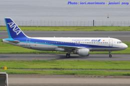 いおりさんが、羽田空港で撮影した全日空 A320-211の航空フォト(飛行機 写真・画像)