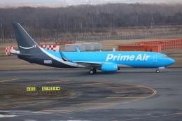 TIA spotterさんが、新千歳空港で撮影したGEキャピタル・アヴィエーション・サービス 737-83N(BCF)の航空フォト(飛行機 写真・画像)