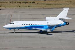 TIA spotterさんが、北京首都国際空港で撮影した不明 Falcon 900LXの航空フォト(飛行機 写真・画像)