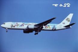 日本航空 Boeing 767-300 (JA8399)  航空フォト | by tassさん  撮影1994年11月25日%s